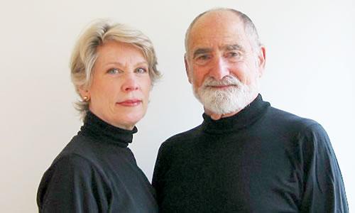 OXO創業者サム・ファーバーと妻のベッツィ