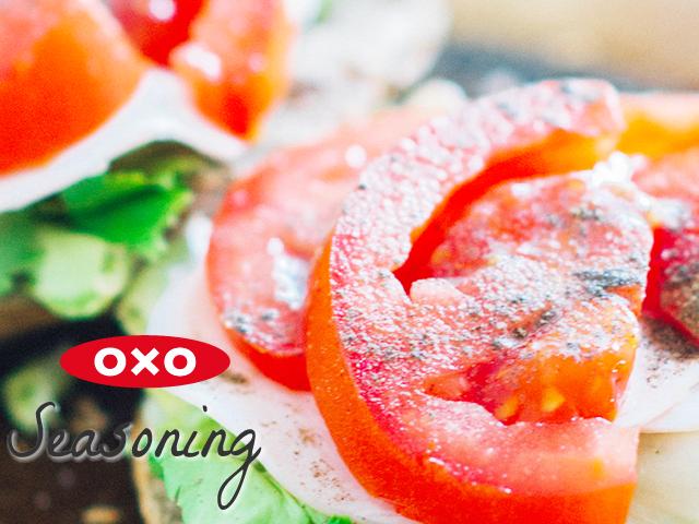 OXOの調味料容器
