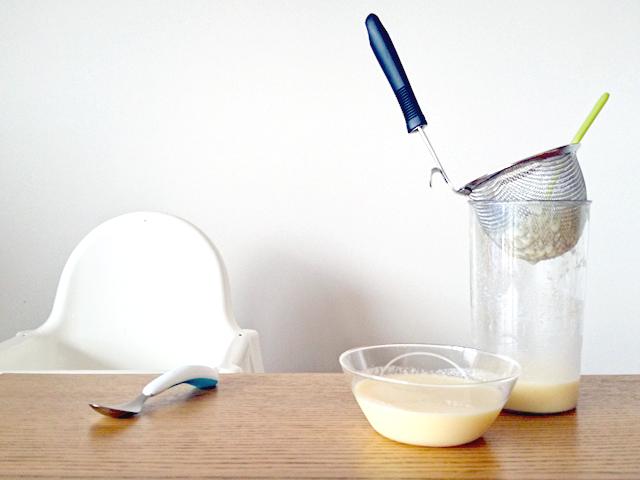 離乳食作りに便利な道具