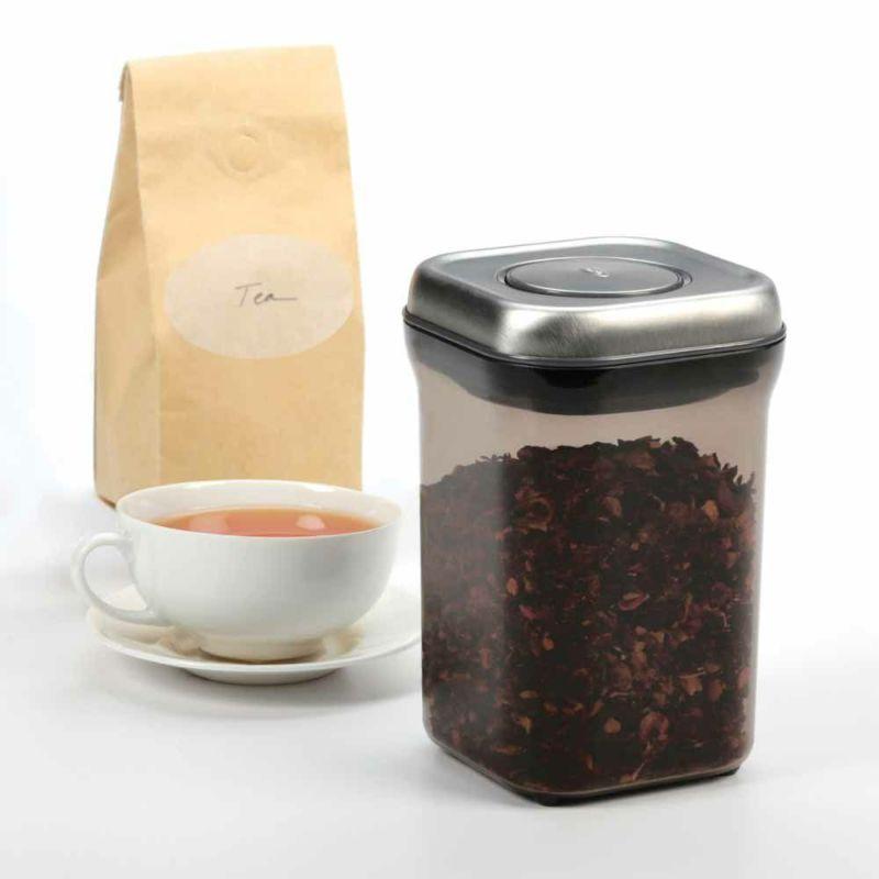 oxo11105500コーヒー&ティーポップコンテナスモールスクエア